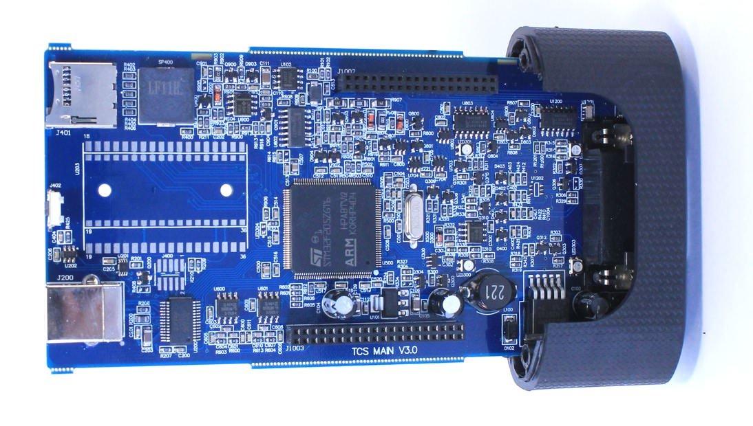 Микросхема AutoCom CDP+ 2013.3 USB