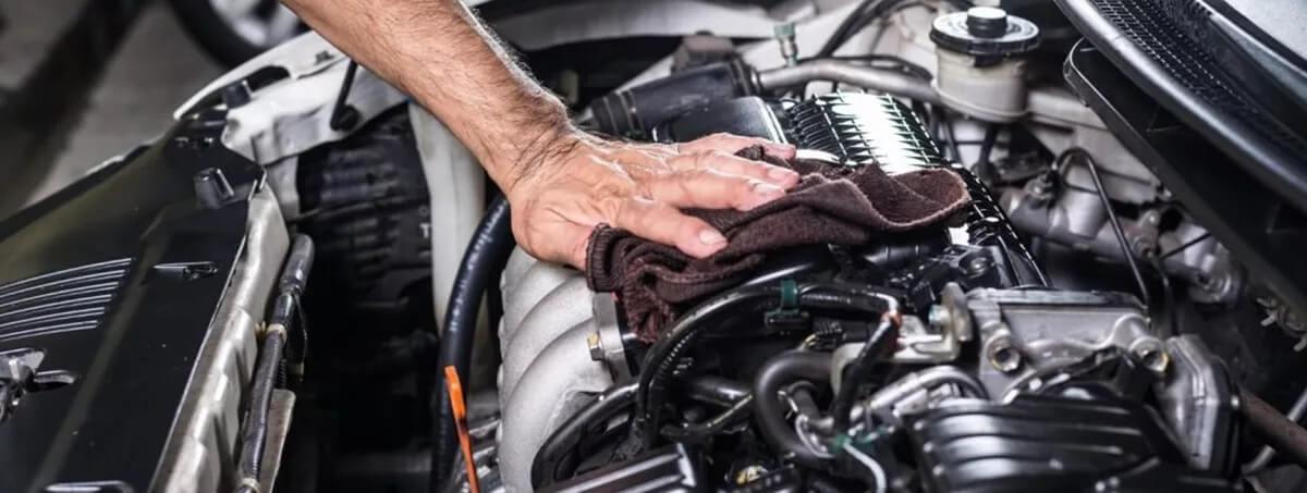 Как ухаживать за бензиновым двигателем