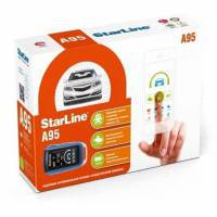 Автосигнализация StarLine A95 BT CAN-LIN GSM
