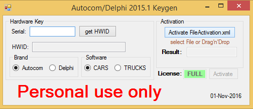 Autocom 2015 1 Keygen/Patch