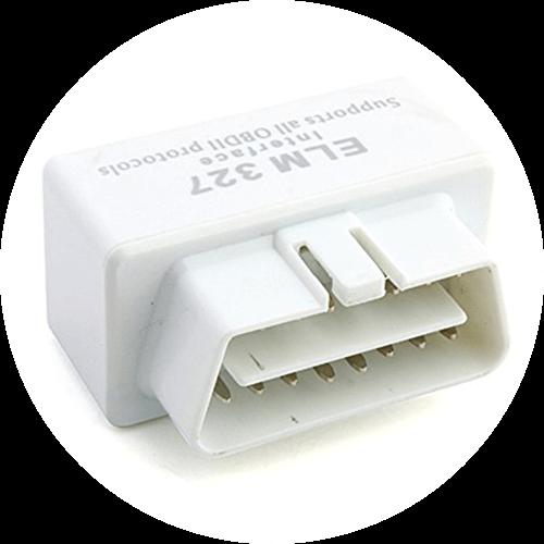 ELM327 версия 2.1